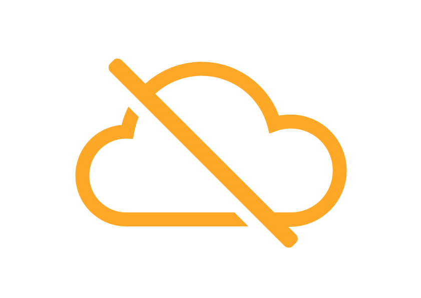 Kein Server, Keine Cloud