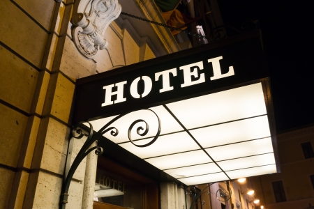 Videoüberwachung in Hotels & im Gastgewerbe